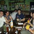 Dinner in the Irish pub - yumbo