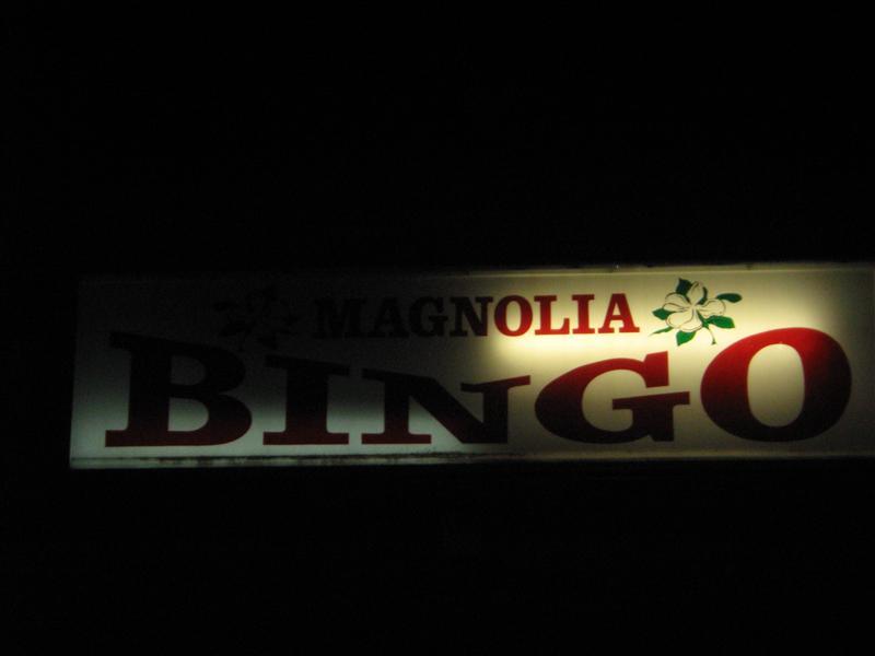 Magnolia Bingo