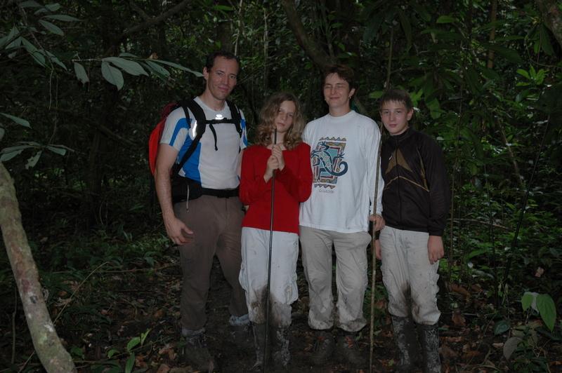 Jungle Family