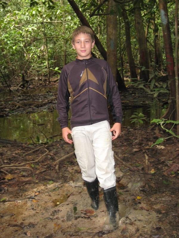 Jungle Tom