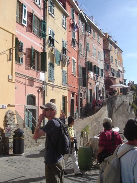 Photo from Riomaggiore, Italy