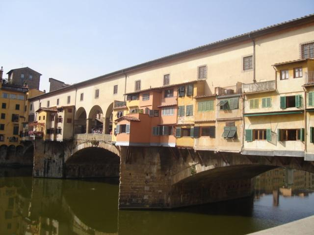 Ponte Vecchio itself