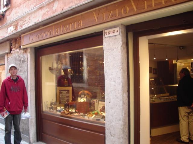 Best chocky shop in the world!
