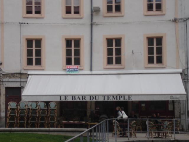 Beautiful plat de jour in Vienne