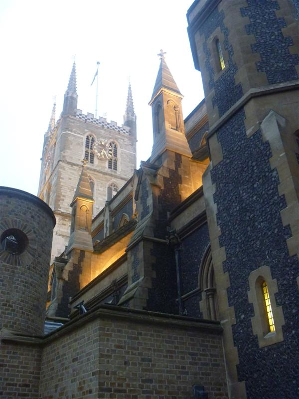 Southwark Cathedral, oldest Gothic Church