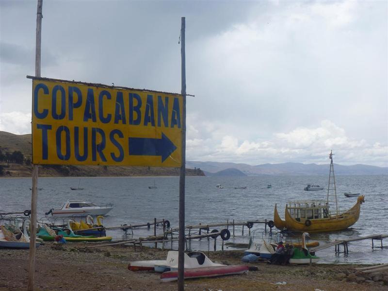 Photo from Copacabana, Bolivia