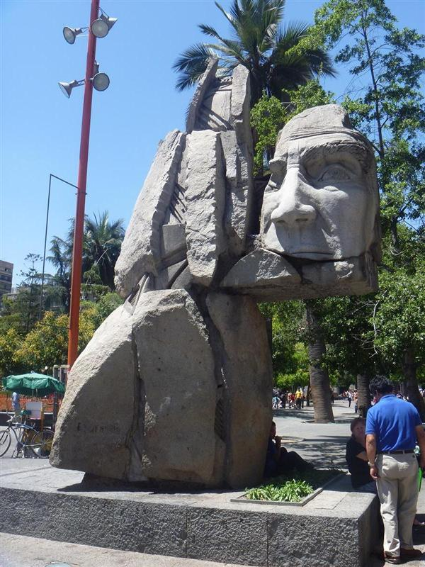 Photo from Santiago, Chile