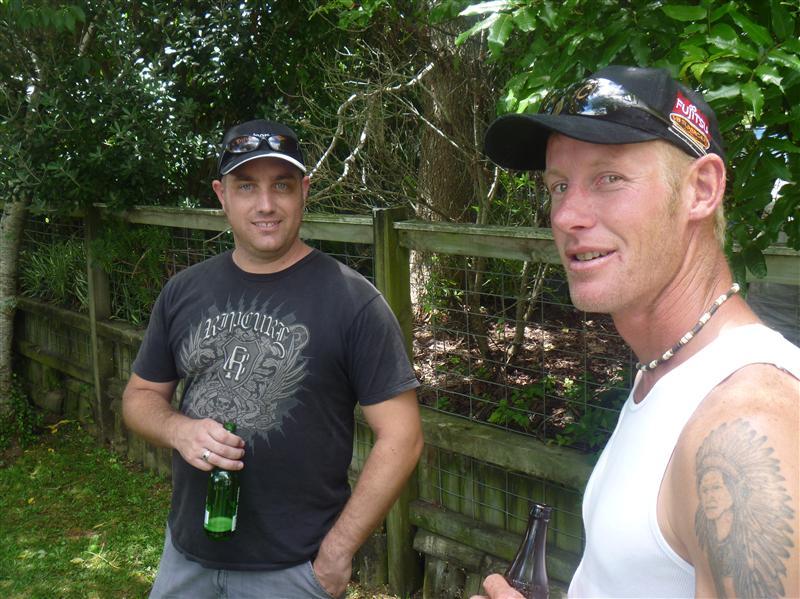 Chris & Brendan