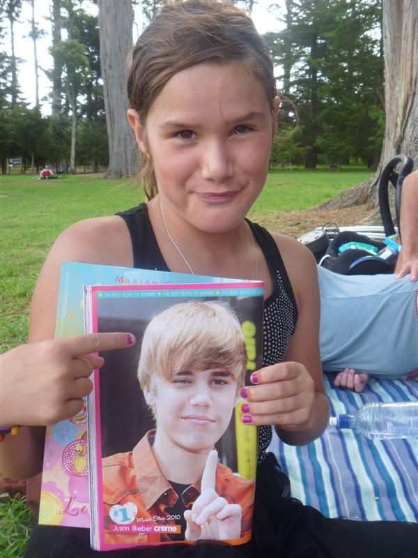 Maddies Bieber love