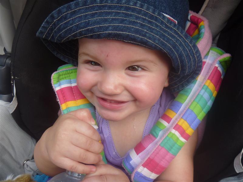 Gorgeous little Sabina