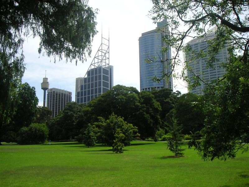Love these Botanic Gardens and the fact they are so close to the city!