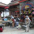 Cool looking guy, Durbar Square, Kathmandu