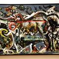 Pollock's She-wolf @ Moma