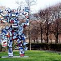art in jardin des tuileries