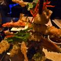 Sweet Chili and Soft Shell Crab tempura