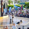 Entertainment at the V&A Waterfront