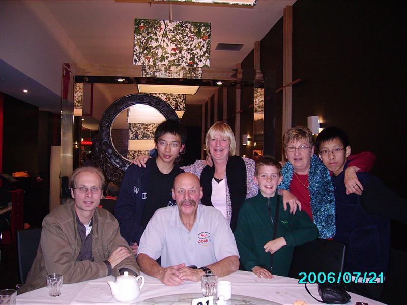 Florence, Jackson family and I