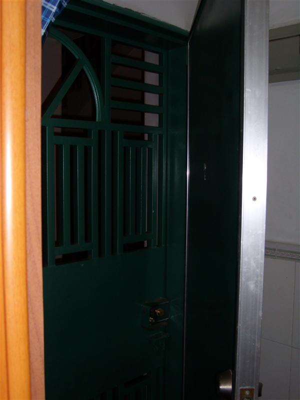 THE DOOR !