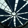 A sun roof ....
