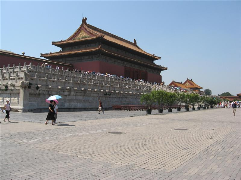 Another Palace in the Forbidden City