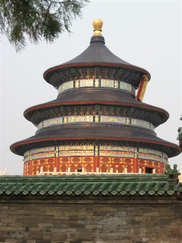 The Temple of Heaven itself