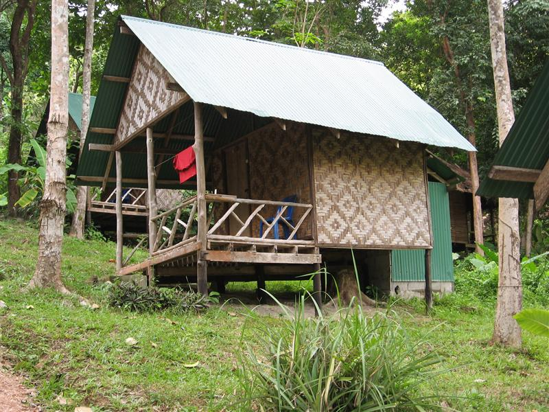My 'chalet' in Railay