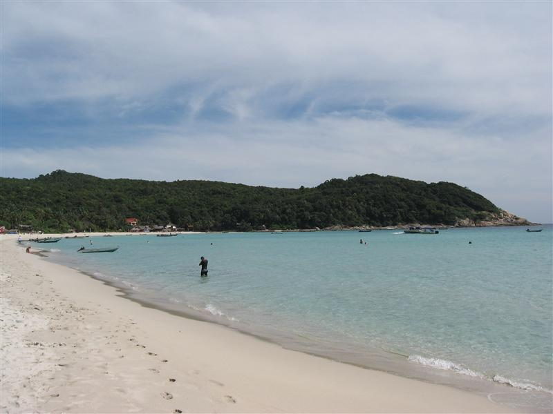 Long Beach on Perhentian Kecil