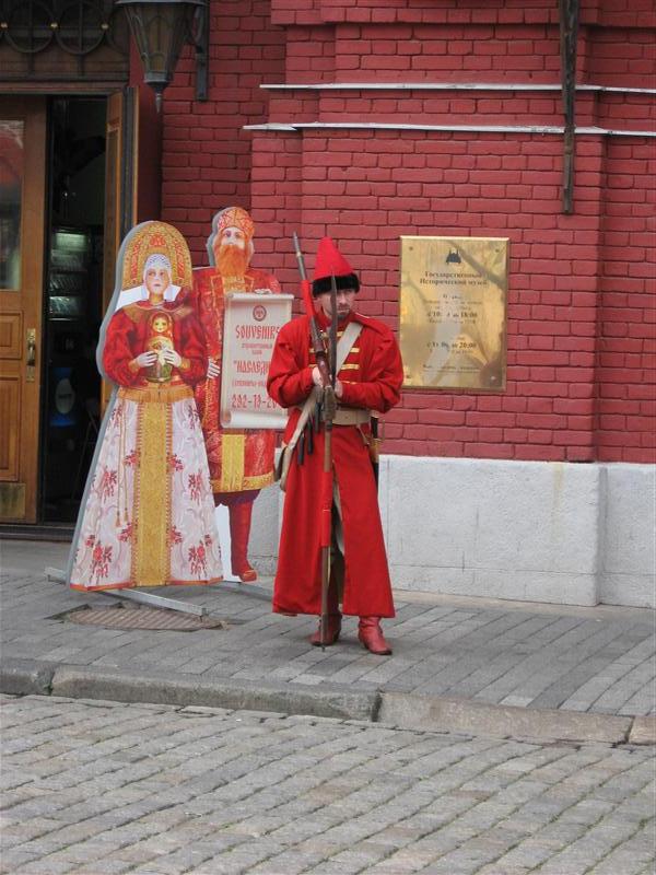 A Russian chap
