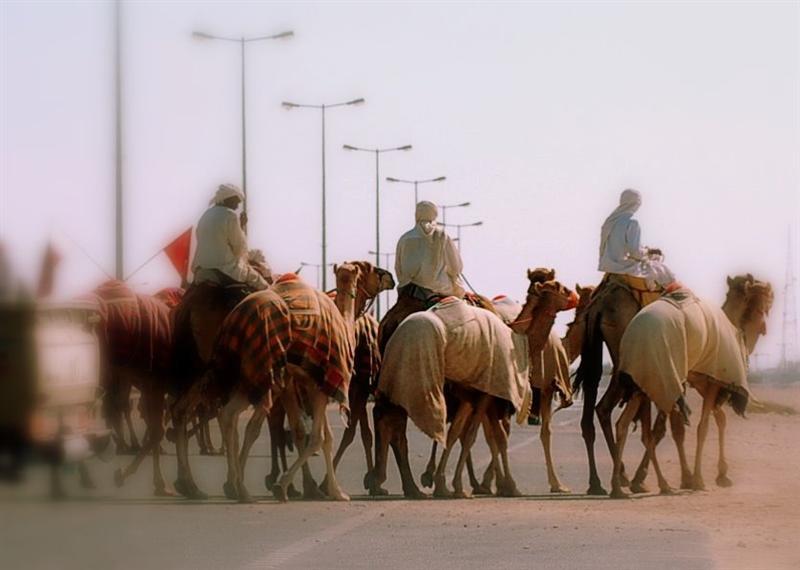 Street of Al Shahaniyah