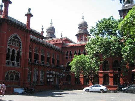 High Court aus der Kolonialzeit