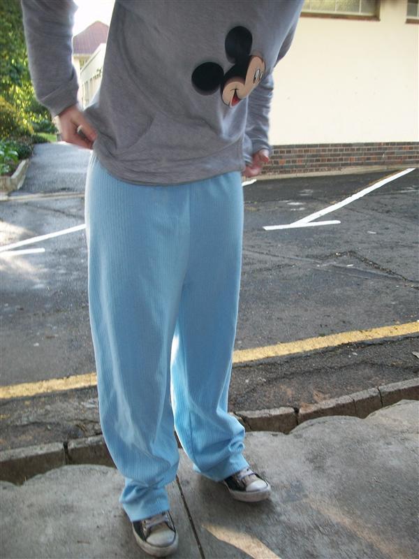 Pyjama day at school