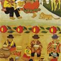 Ancient inca's food and crops