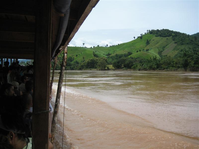 Photo from Houayxay, Laos