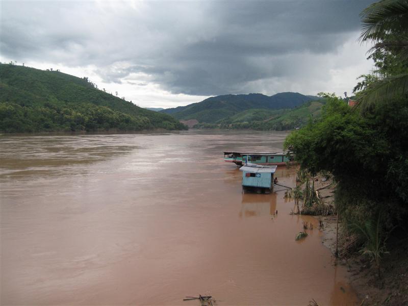 Photo from Muang Pakbeng, Laos