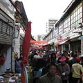 Kunming food and produce market