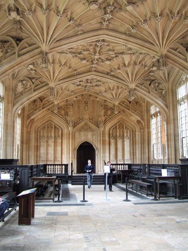 The Divinity School - Bodleian Library