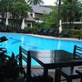 Nice pool @ the hotel I stayed in - Bamboo Beach Hotel & Spa