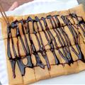 Chocolate & Banana Pancake, Phuket style crepe