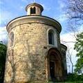Rotunda of St. Martin at Vys?ehrad - a little chaple/church