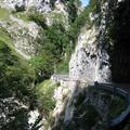 Road in Picos de Europa