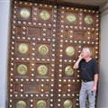 Consulate door