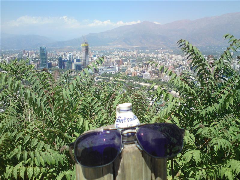 El Bembel @ Cerro San Cristobal