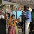 A Bollywood film- on location in Fort Cochin