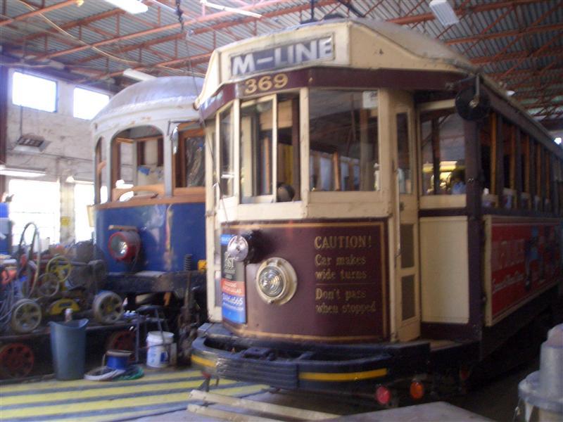 Matilda, the Melbourne tram