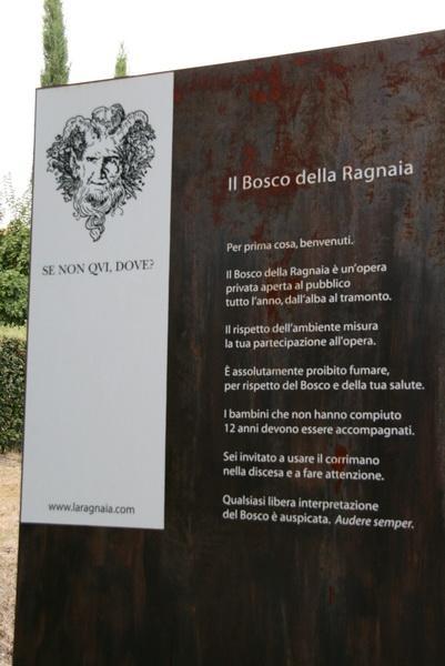 Bosco Della Ragnia