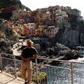 James in Manarola