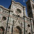 Facade of Basilica di Santa Maria del Fiore