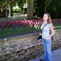 Me by a park in Lugo