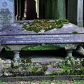 Gravestone in Dean Cemetary