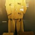 Hanoi Hilton Prison Uniform from 1930's